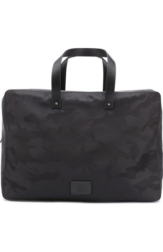 Дорожная сумка с принтом Valentino MY2B0558/NAI