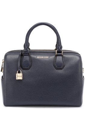 Сумка Mercer Medium Duffel MICHAEL Michael Kors темно-синяя | Фото №1