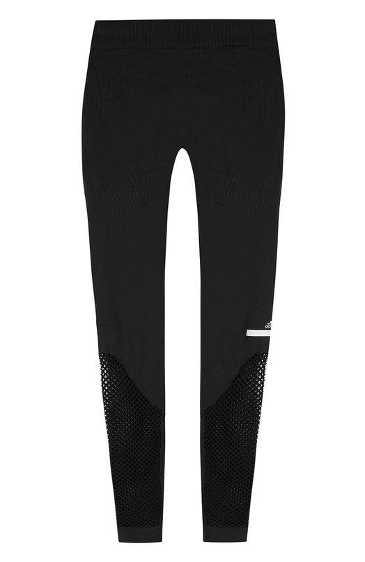 Спортивные леггинсы с перфорацией Adidas by Stella McCartney BS3301