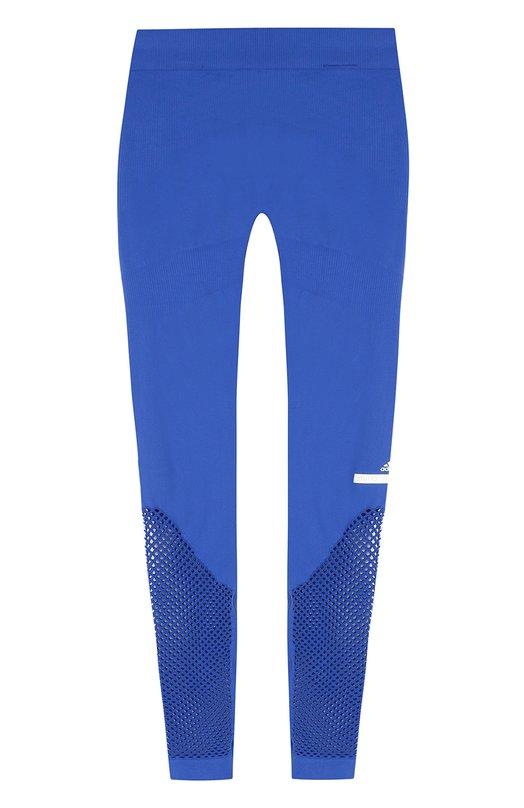 Спортивные леггинсы с перфорацией Adidas by Stella McCartney S97519