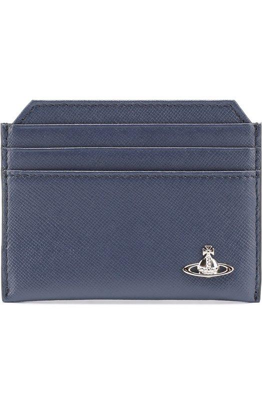 Кожаный футляр для кредитных карт Vivienne Westwood 33366/10083