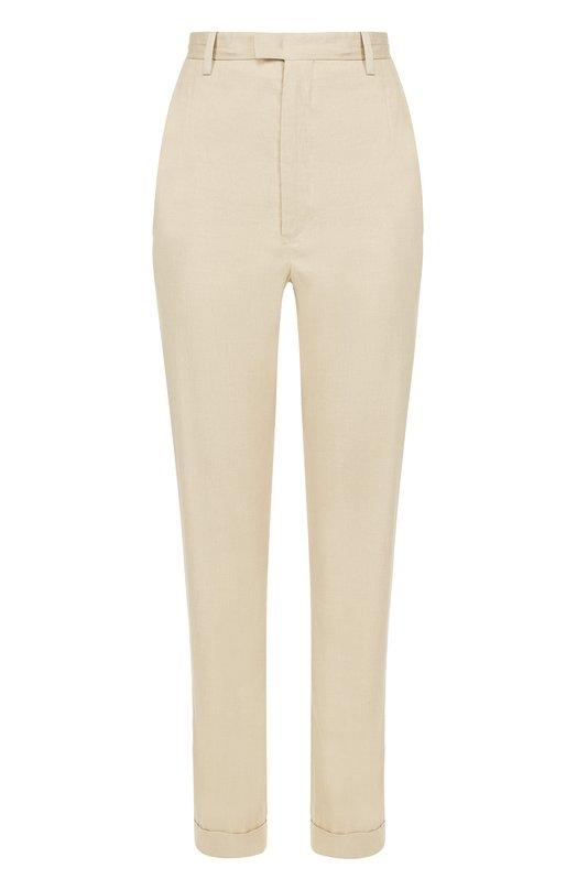 Укороченные брюки прямого кроя Isabel Marant Etoile PA0657-17P010E/NELIA