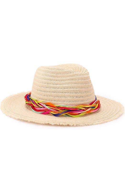 Шляпа Courtney с повязкой из перьев Eugenia Kim C0URTNEY