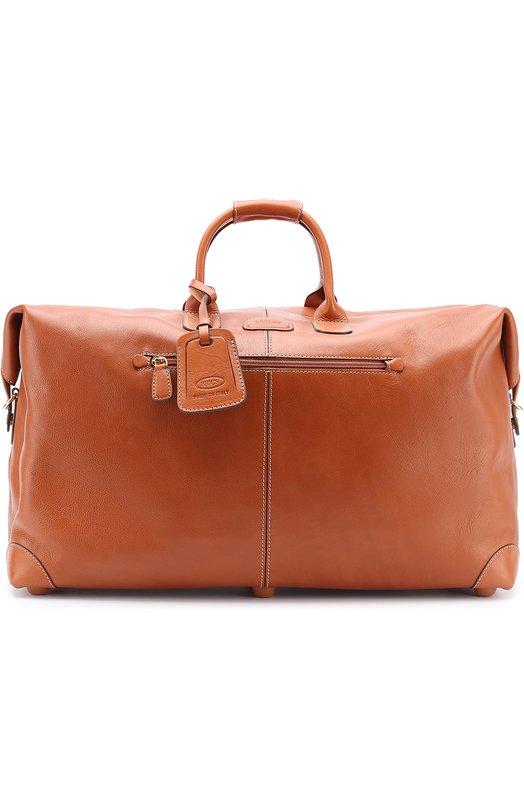 Кожаная дорожная сумка Bric`s BPL 20202