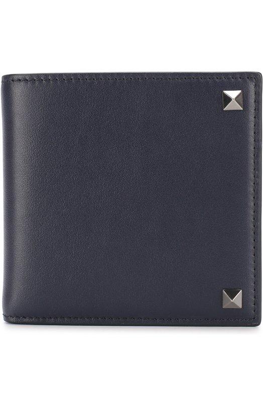 Кожаное портмоне с отделениями для кредитных карт и монет Valentino MY2P0577/VH3