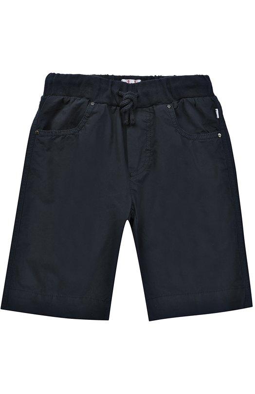 Хлопковые шорты с эластичным поясом Il Gufo P17PB074/C6031/5-8