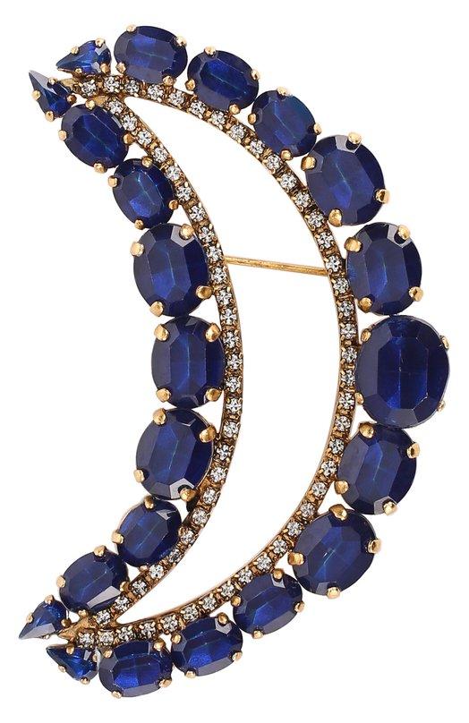 Купить Брошь с кристаллами Swarovski Erickson Beamon США 5136450 S17AGBR27