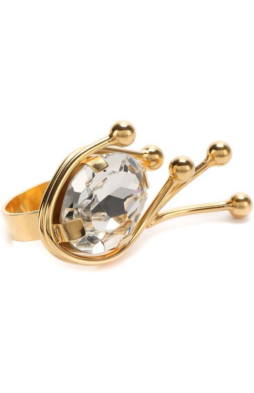 Кольцо с кристаллом Marni ANMVV09A00S2000