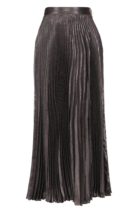 Шелковая плиссированная юбка Christopher Kane 472710/UDS04