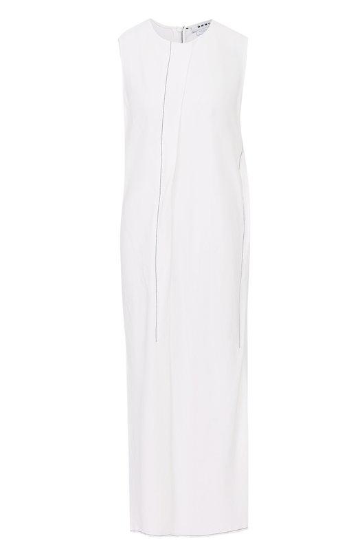 Платье-миди с защипами DKNY P70253TA