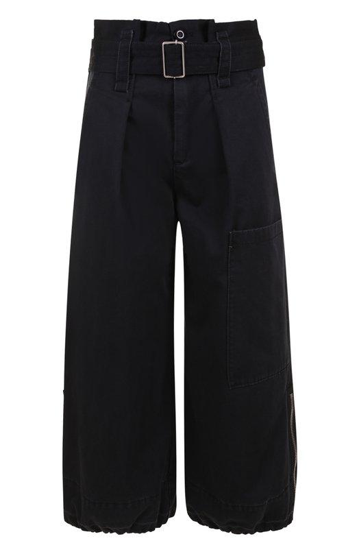 Укороченные брюки с завышенной талией и поясом Marc Jacobs M4006611