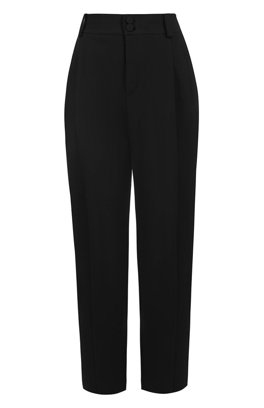 Укороченные брюки с завышенной талией Lanvin RW-TR5107-3422-E17