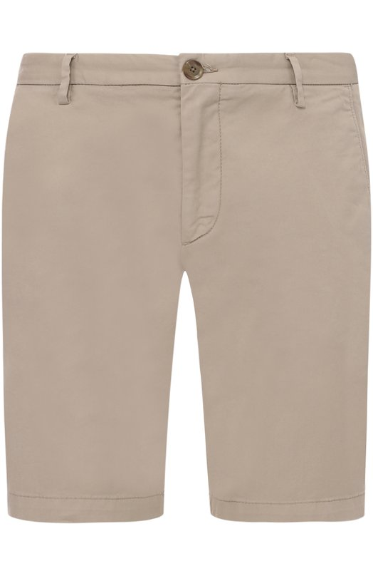 Хлопковые бермуды с карманами BOSS 50325938