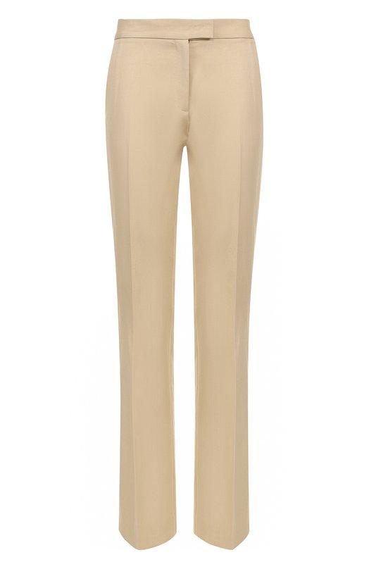 Укороченные расклешенные брюки со стрелками Joseph S7/127/455008