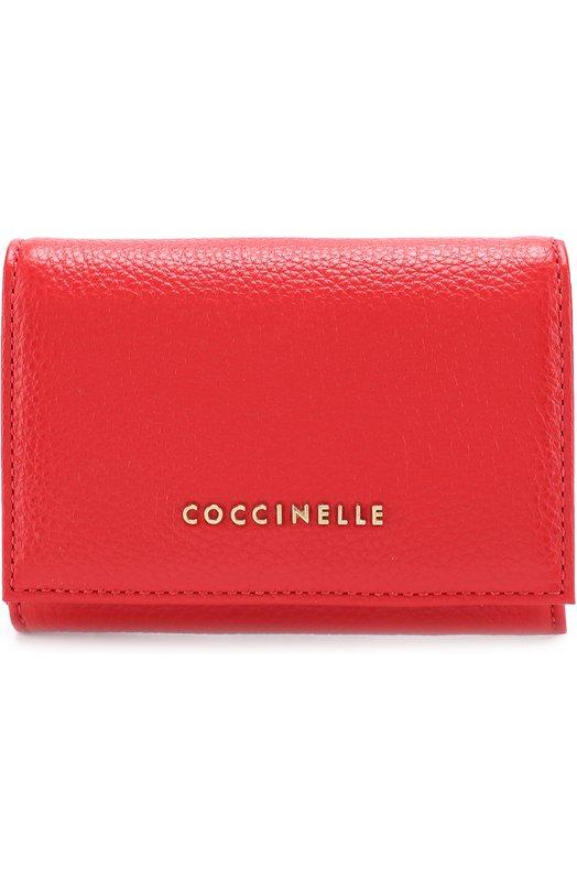Кожаный футляр для кредитных карт Coccinelle C2YW5170901