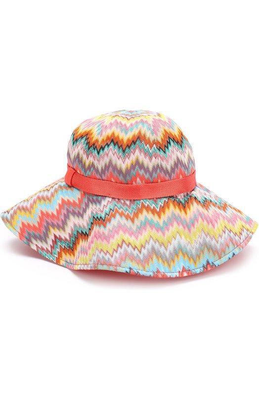 Пляжная шляпа с лентой Missoni E17/MM/211902