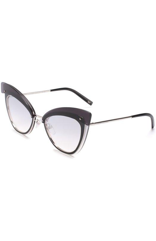 Купить Солнцезащитные очки Marc Jacobs, MARC 100 010, Италия, Черный