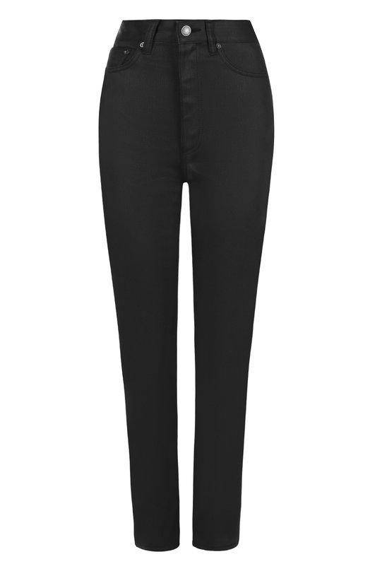 Зауженные джинсы с завышенной талией Marc Jacobs M4006620
