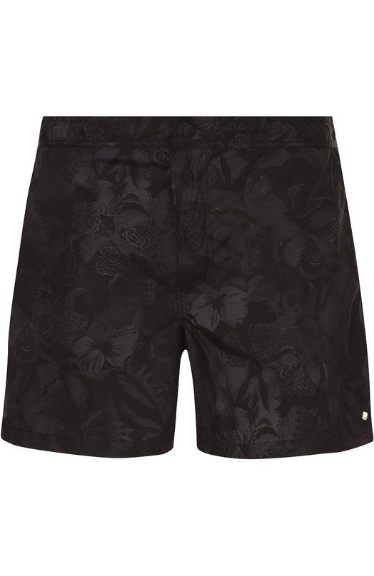 Плавки-шорты с принтом Valentino