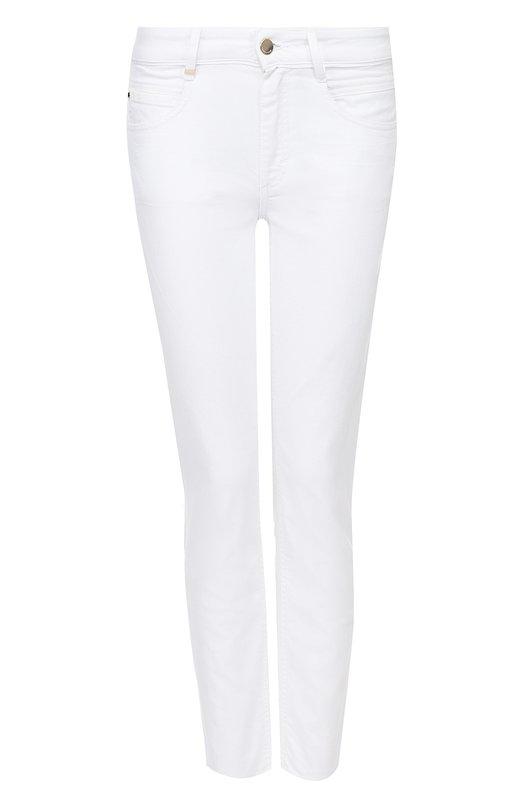 Укороченные джинсы прямого кроя HUGO 50331438