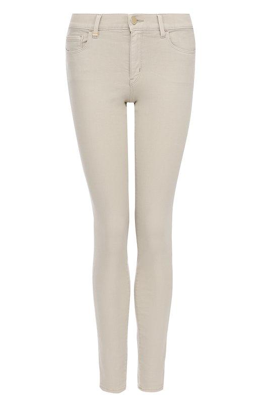 Однотонные джинсы-скинни HUGO 50329341