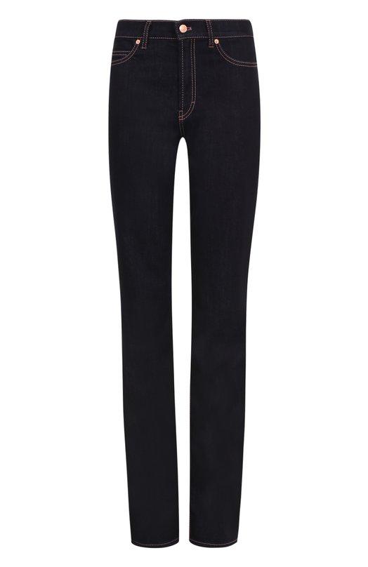 Однотонные джинсы прямого кроя Escada Sport 5018127