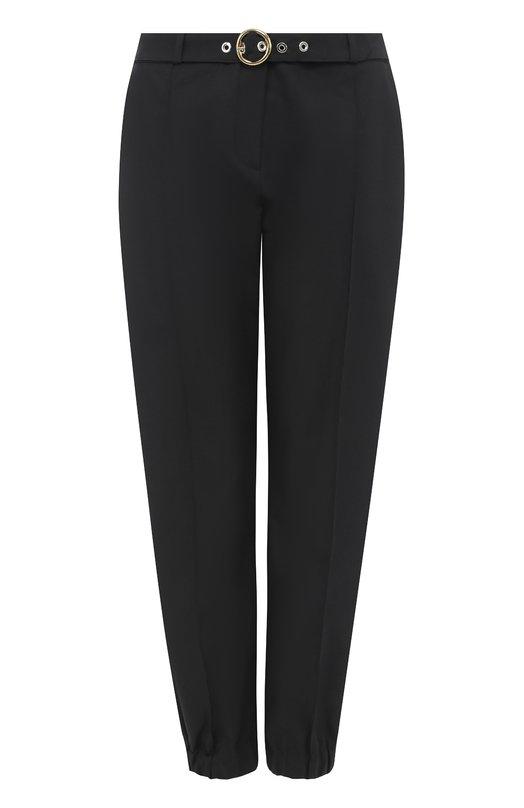 Укороченные брюки со стрелками и поясом Kenzo F752PA1485AU