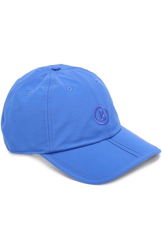 Текстильная бейсболка с логотипом бренда Bogner 98334930