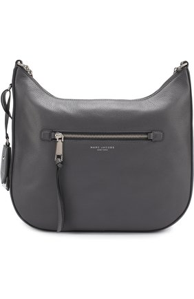 Сумка Recruit Hobo Marc Jacobs серая | Фото №1
