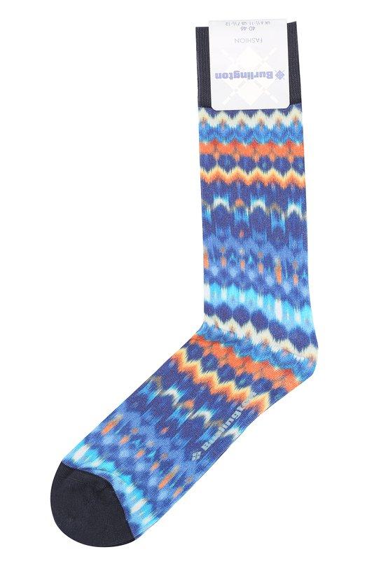 Хлопковые носки Fashion Burlington 20434