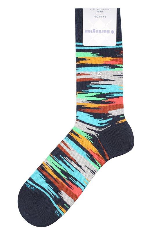 Хлопковые носки Fashion Burlington 20525