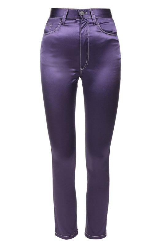 Укороченные брюки-скинни Marc Jacobs W41731402