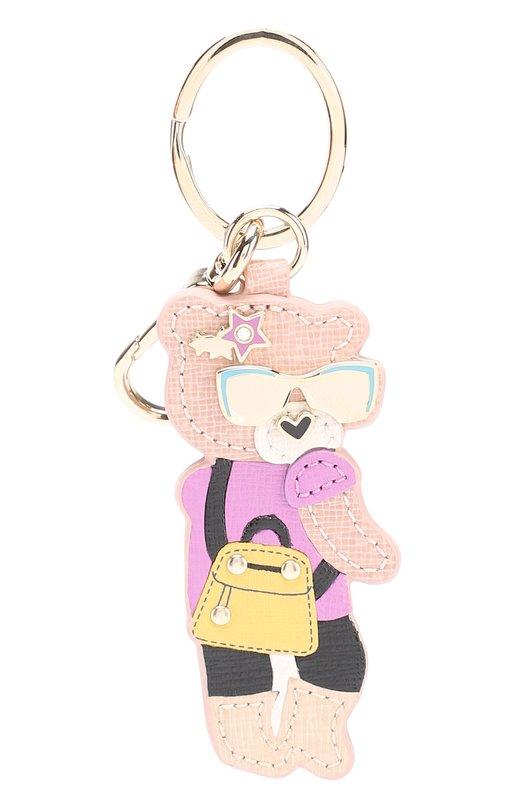 Кожаный брелок для ключей Furla RM63