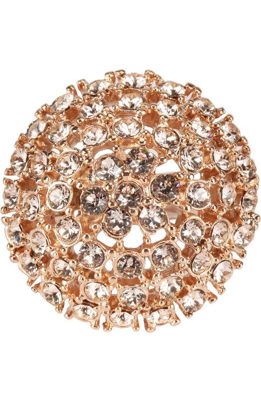Кольцо с кристаллами Swarovski Oscar de la Renta P17J407SLK
