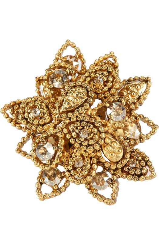 Кольцо с кристаллами Swarovski Oscar de la Renta P17J413CGS