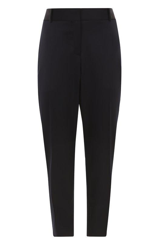 Укороченные брюки прямого кроя Burberry 4006751