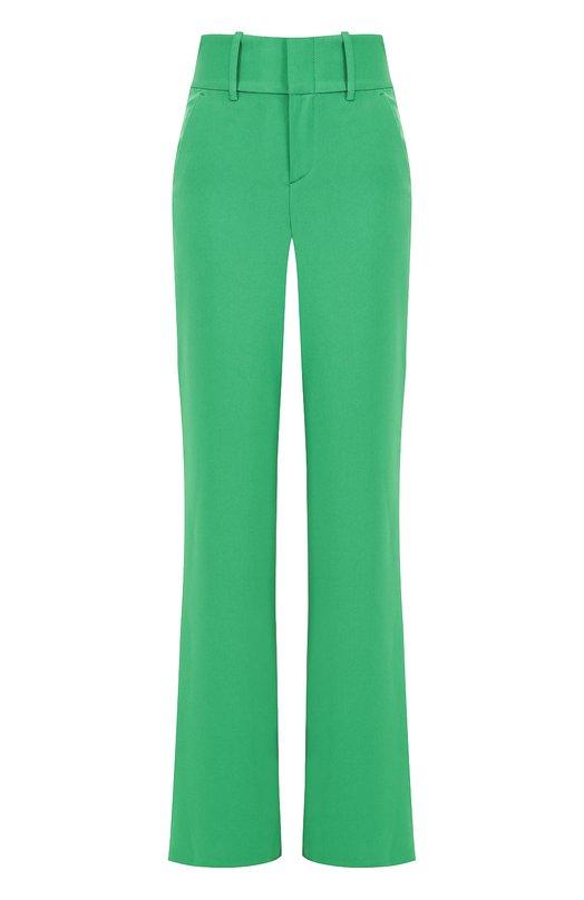 Расклешенные брюки с завышенной талией Alice + Olivia CC704A03103