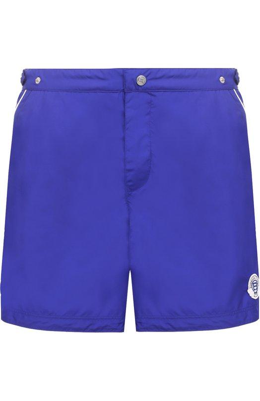 Купить Плавки-шорты с карманами Robinson Les Bains, SH0XL00/LT06, Португалия, Синий, Подкладка-полиамид: 80%; Подкладка-эластан: 20%; Полиэстер: 100%;