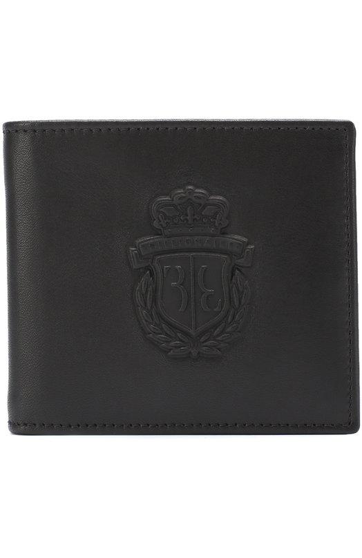 Кожаное портмоне с отделениями для кредитных карт Billionaire W17A MVG_0050 BLE001N