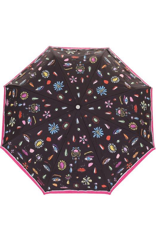 Складной зонт Moschino 7082-0PENCL0SE
