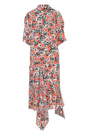 Платье marni с желтым цветочным принтом сумка феррагамо оригинал