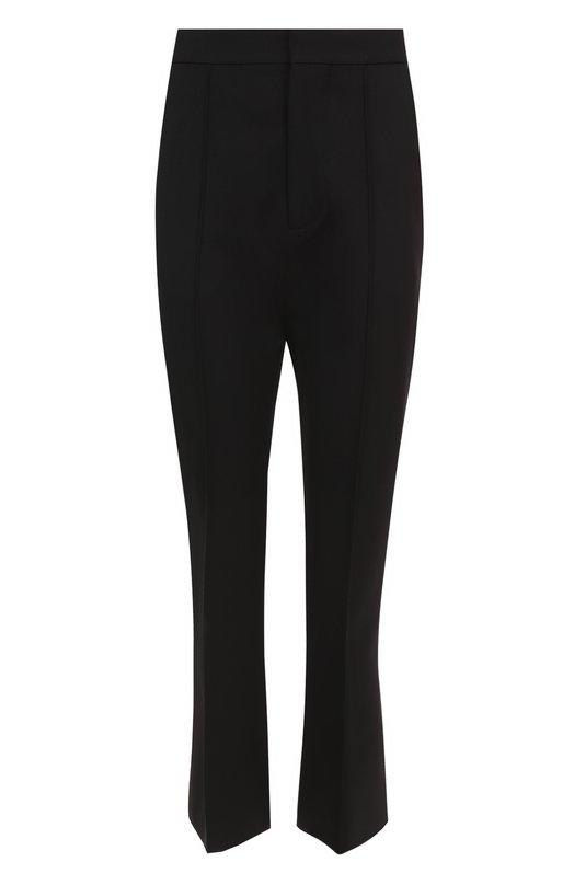 Укороченные расклешенные брюки Marni PAMAZ07A00/TW798