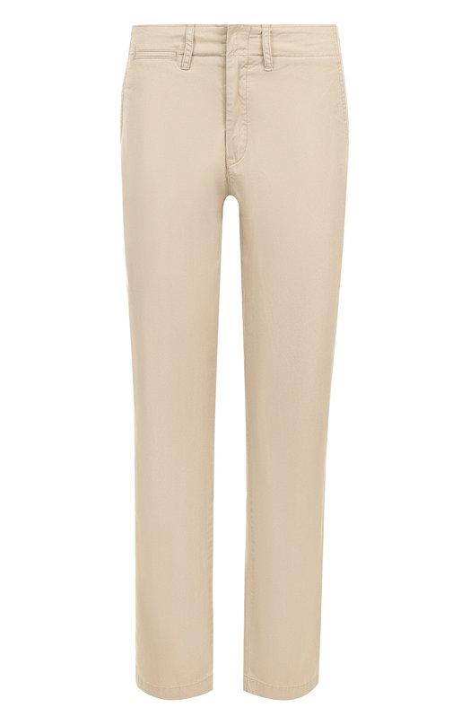 Брюки прямого кроя с карманами Polo Ralph Lauren 211659049