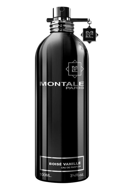 Купить Парфюмерная вода Boise Vanille Montale, 3760260451420, Франция, Бесцветный