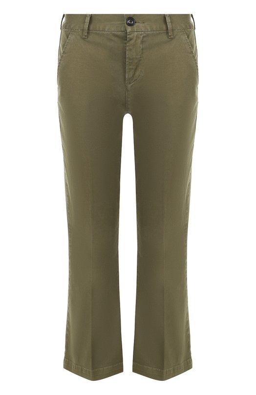 Укороченные расклешенные брюки Frame Denim LCMBCN307