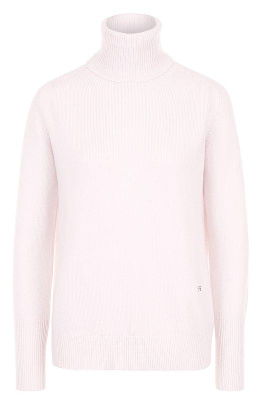 Кашемировый свитер прямого кроя Victoria Beckham JU KNT 7110 PAW17 CASHMERE VK1035