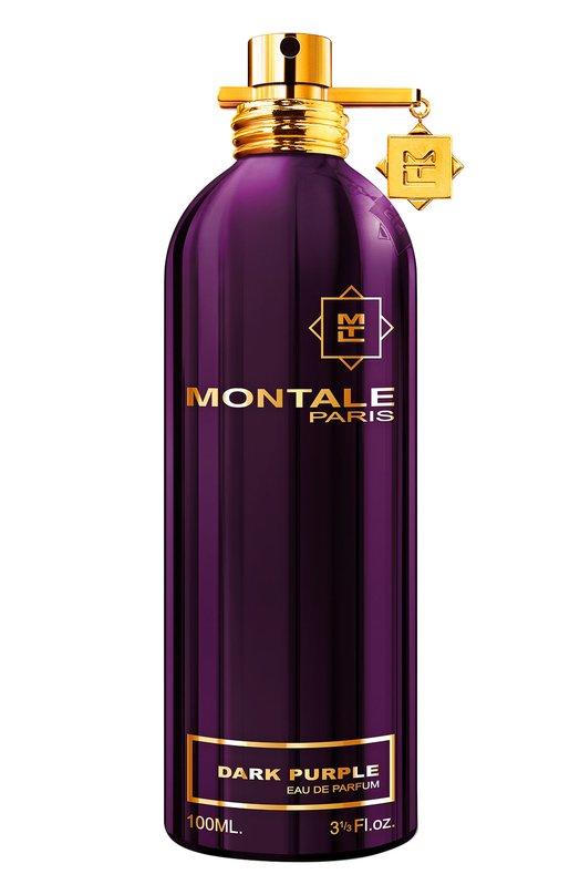 Купить Парфюмерная вода Dark Purple Montale, 3760260450096, Франция, Бесцветный