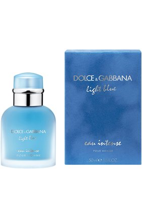 Парфюмерная вода Light Blue Intense Pour Homme Dolce & Gabbana | Фото №1
