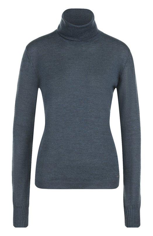 Кашемировый свитер прямого кроя Saint Laurent 480120/YA2HB