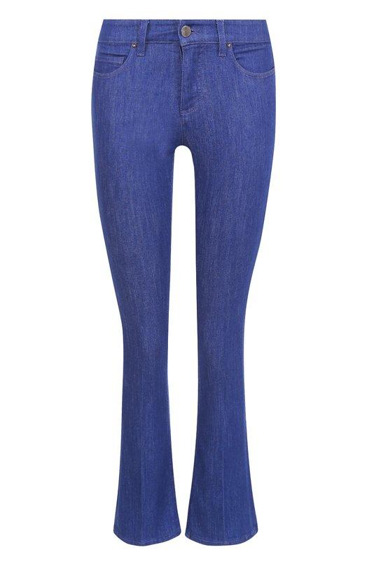 Укороченные расклешенные джинсы Victoria by Victoria Beckham VB109 PAW17 458